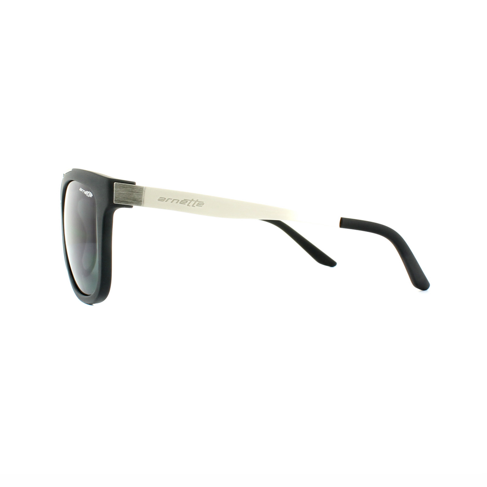De Gafas Mate Título Negro Detalles Cepillada 0187 Original Ver Sol Coyuntura Arnette Gris Plata 4232 E2H9DYeWIb