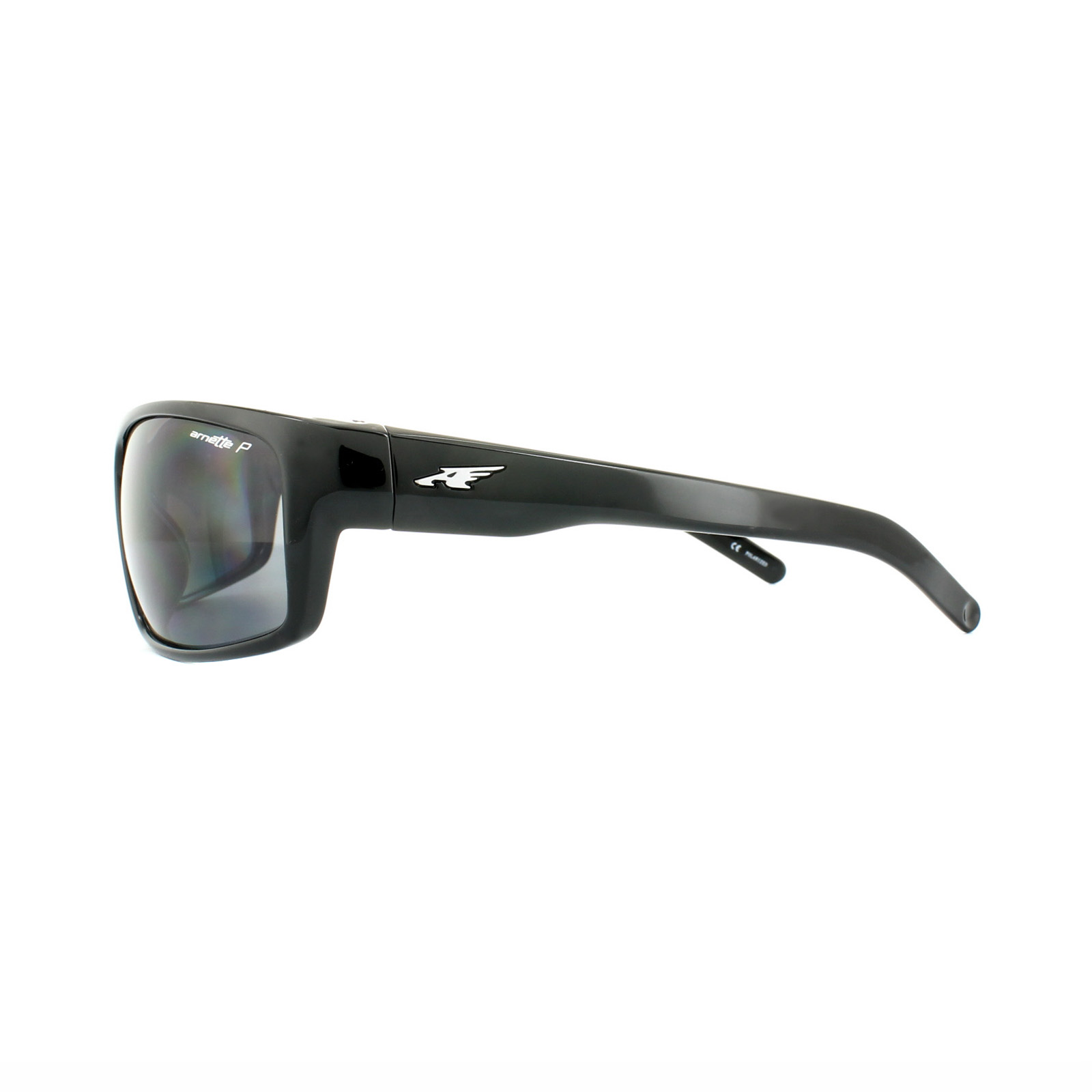 5da3034caf Arnette Sunglasses Fastball 4202 226781 Black on Graphics Grey ...