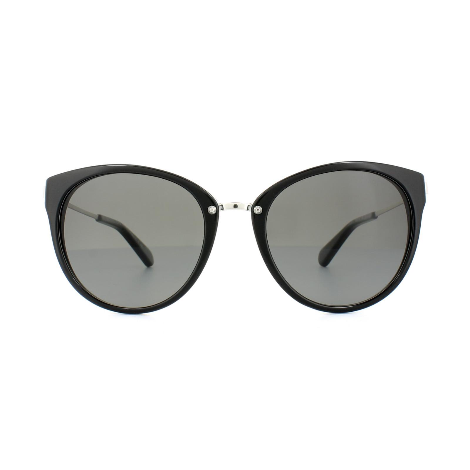4563948c39 Sentinel Michael Kors Sunglasses Abela III 6040 3129 11 Black White Grey  Gradient
