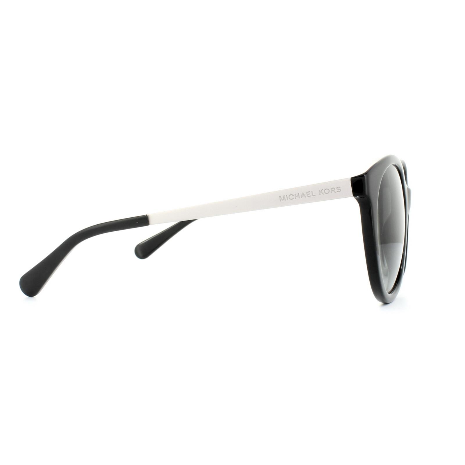 18d737093e Sentinel Michael Kors Sunglasses Island Tropics 2034 3204 11 Black Grey  Gradient