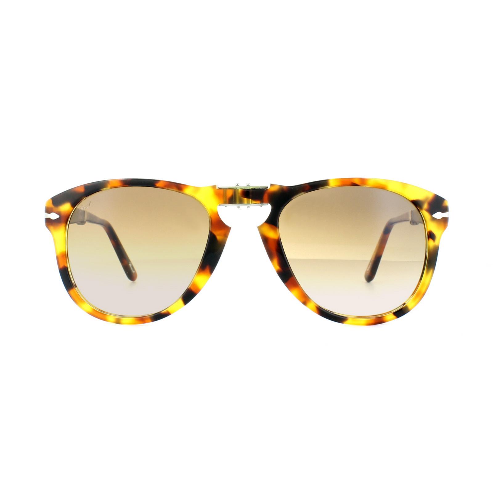 d7cc4556f7 Sentinel Persol Sunglasses 0714 105251 Madreterra Brown Gradient