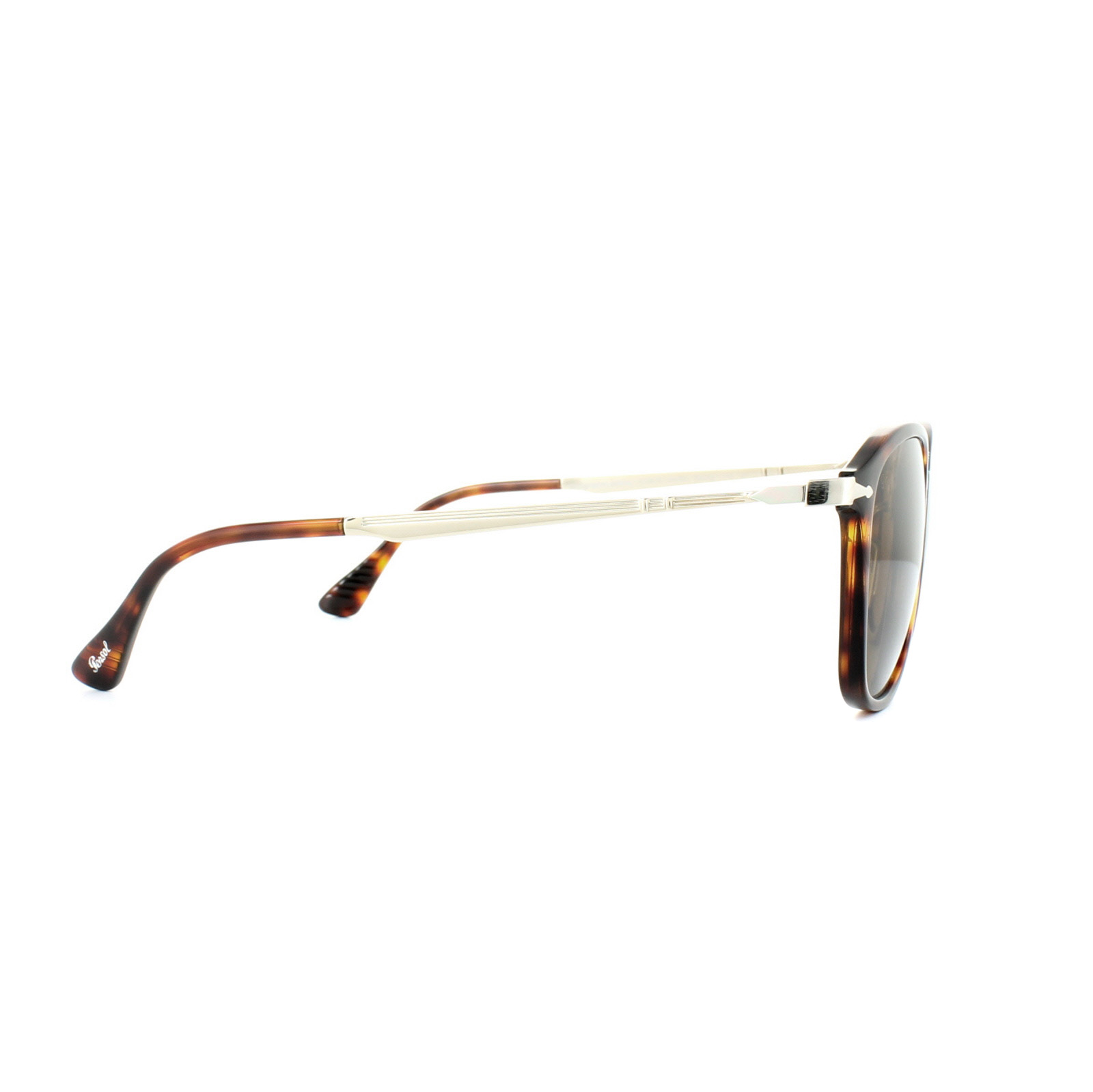 7abeef62894 Persol Sunglasses 3165 24 57 Havana Brown Polarized 8053672664973