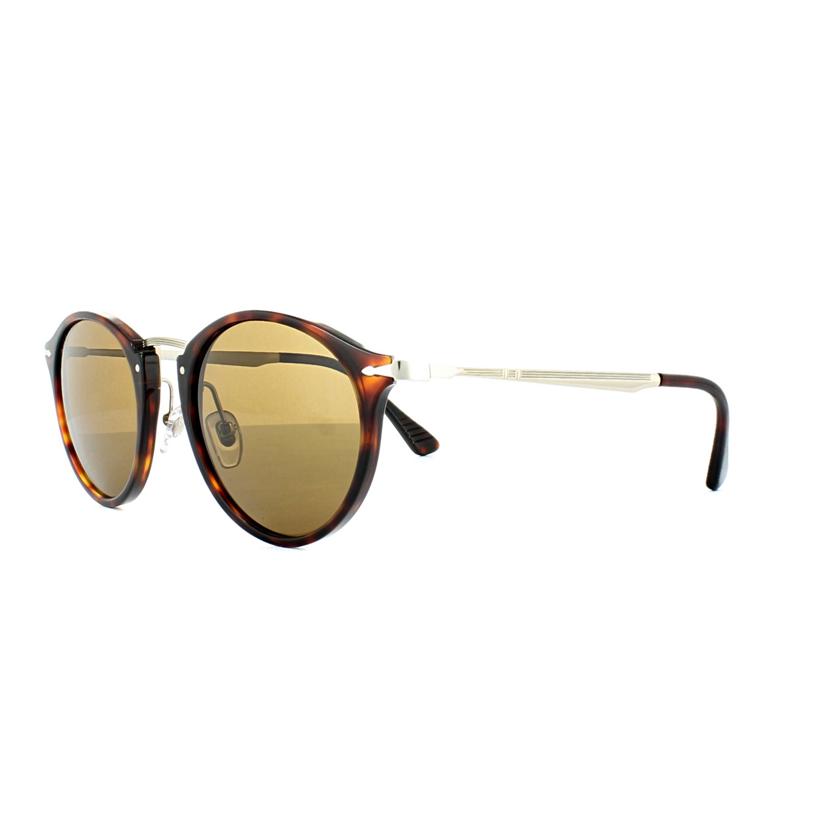 24d1cadb6bc Persol Sunglasses 3166 24 57 Havana Brown Polarized 8053672666311