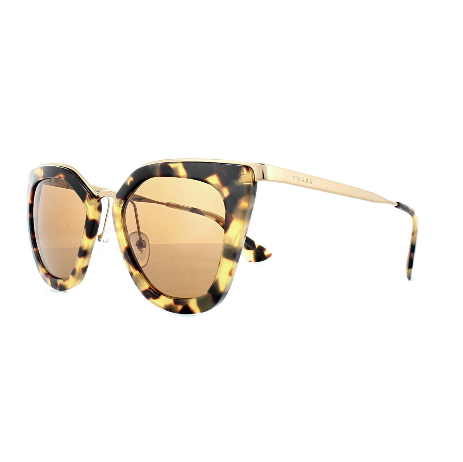 f00b427912e Sentinel Prada Sunglasses Cinema Evolution 53SS 7S06N0 Blonde Havana Brown