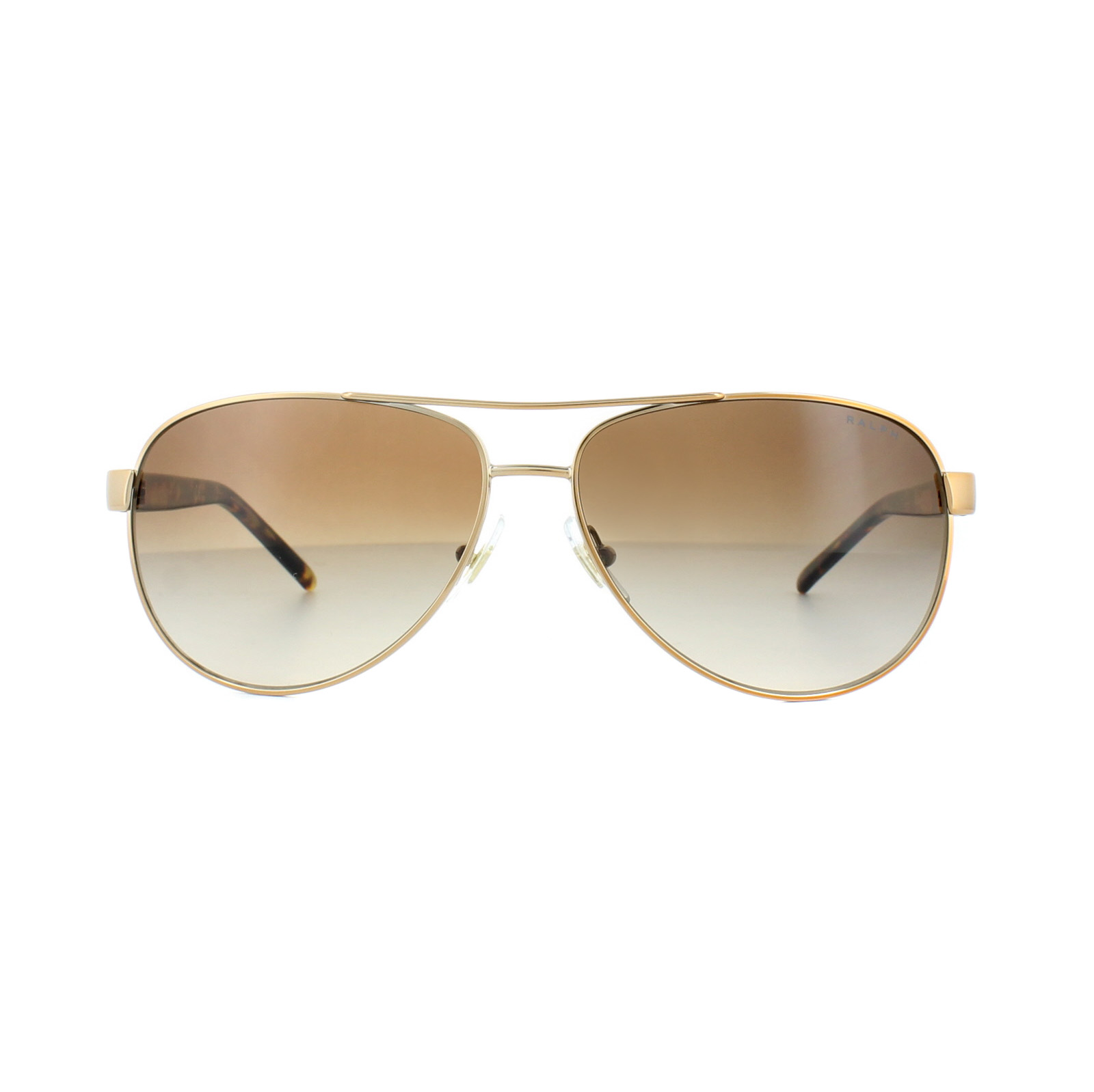 8c6455bd9370 Sentinel Ralph by Ralph Lauren Sunglasses 4004 104 13 Copper Havana Brown  Gradient