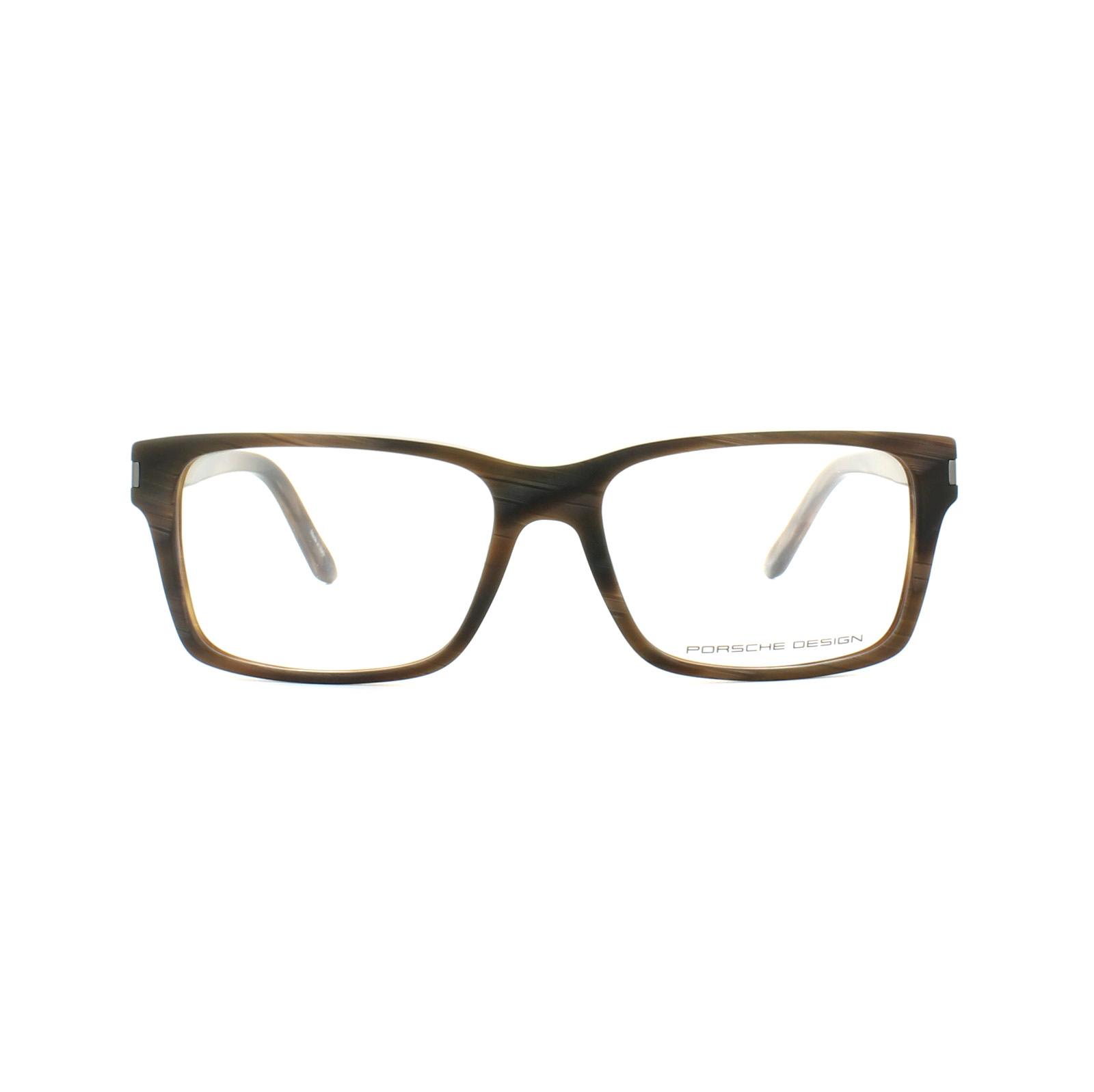 porsche design brille p8249 b chocolate structurot ebay. Black Bedroom Furniture Sets. Home Design Ideas