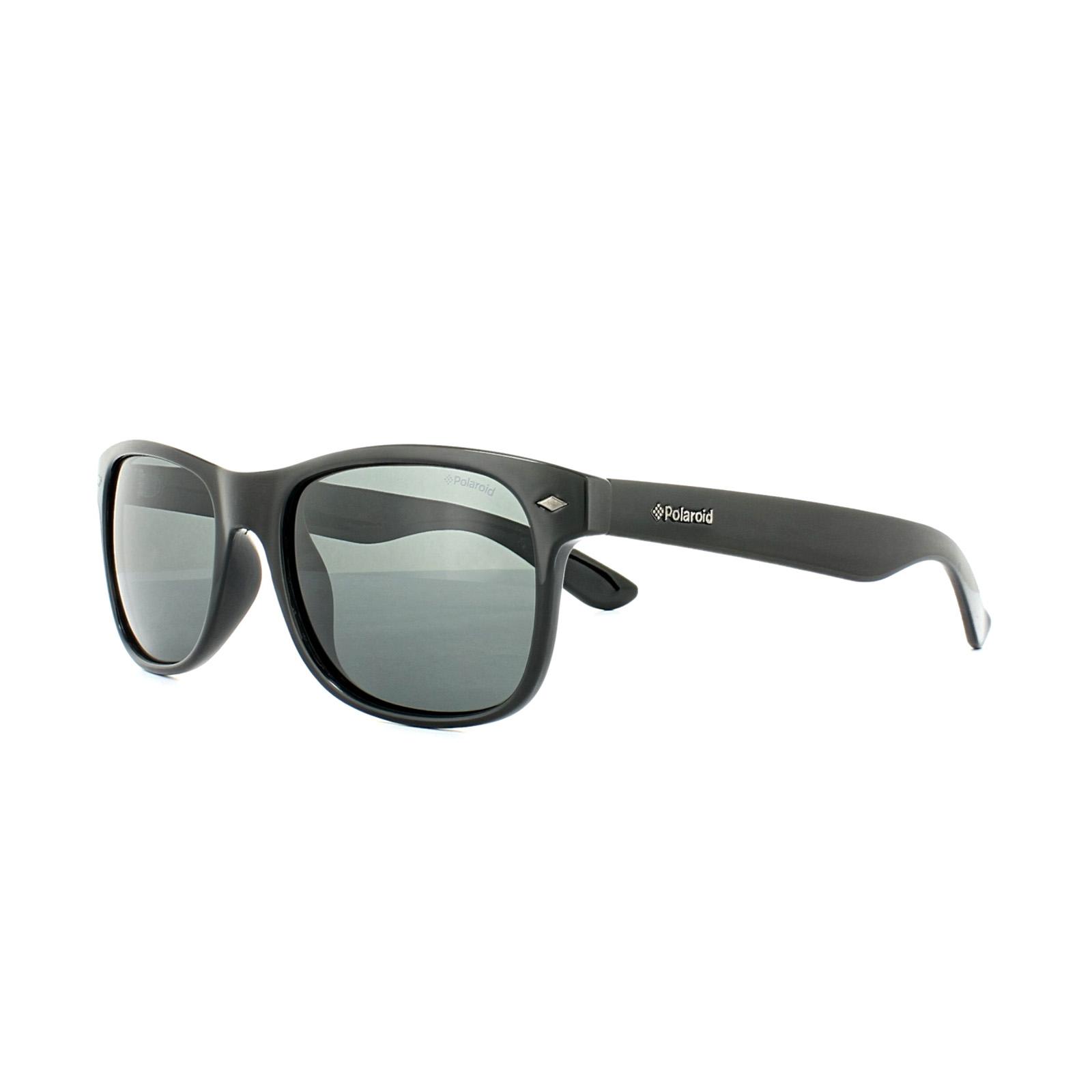 Polaroid Herren Sonnenbrille » PLD 1015/S«, schwarz, D28/Y2 - schwarz/grau