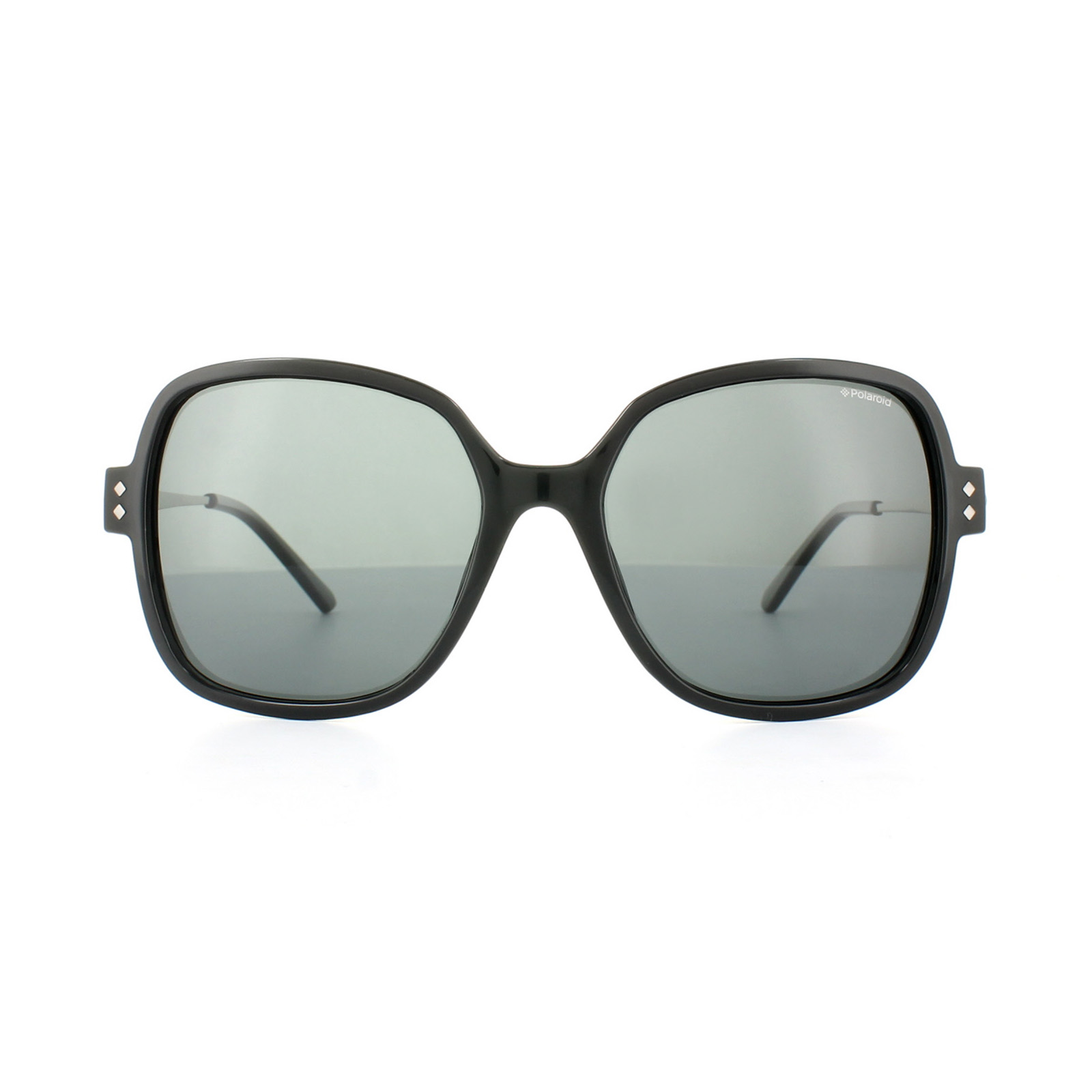 Polaroid Sunglasses PLD 4046//S CVS Y2 Black Grey Polarized