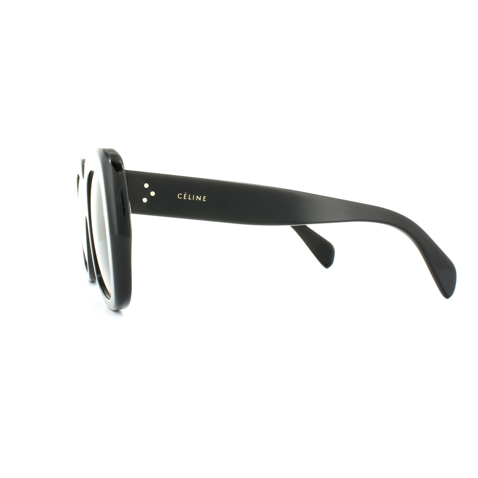 0a22307112b0 Sentinel Celine Sunglasses 41433 S Stella 807 W2 Black Dark Grey Gradient