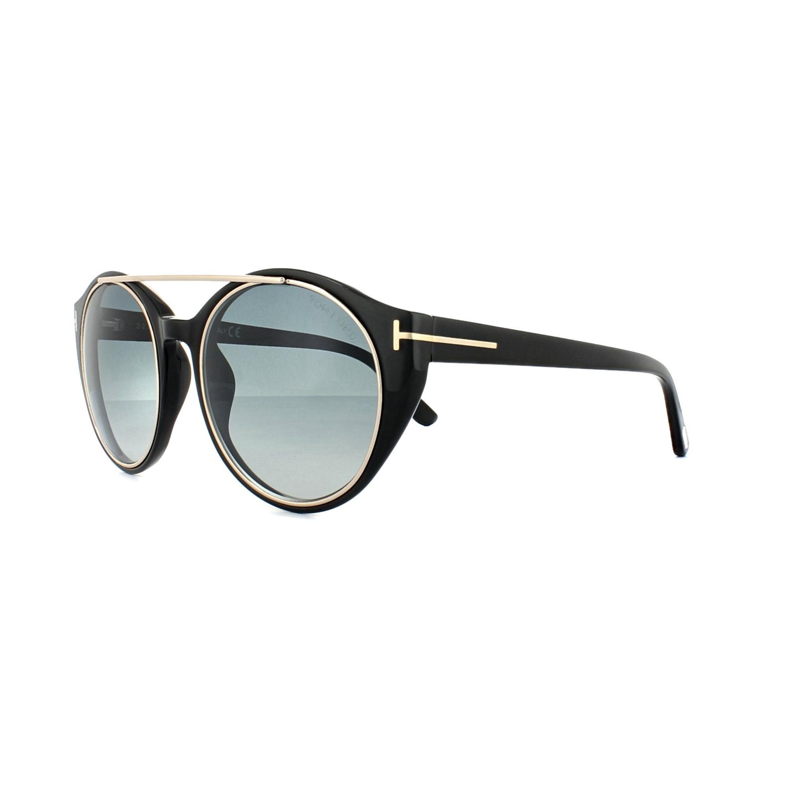 7cf06fb6f67c Cheap Tom Ford 0383 Joan Sunglasses - Discounted Sunglasses