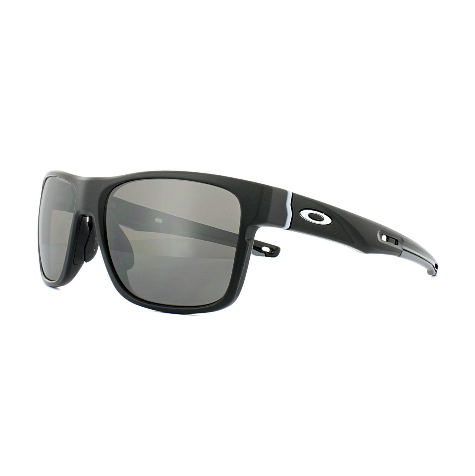 0a481696b9 Sentinel Oakley Sunglasses Crossrange OO9361-06 Matt Black Prizm Black  Polarized