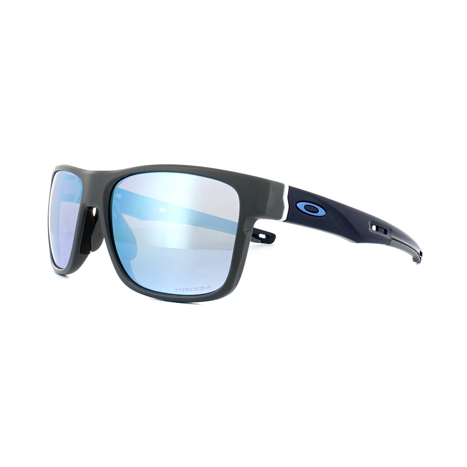 74fa4bc110 Sentinel Oakley Sunglasses Crossrange OO9361-09 Matt Dark Grey Prizm Deep  Water Polarized. Sentinel Thumbnail 2