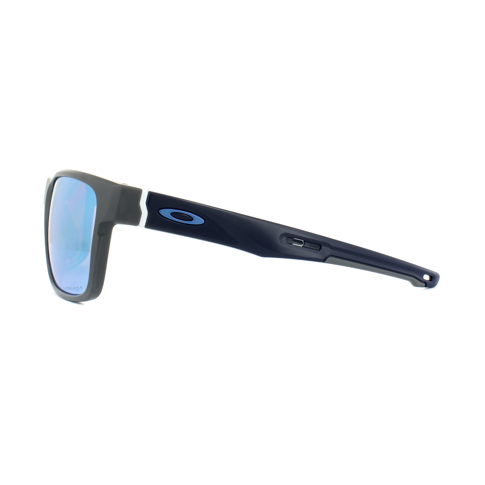 ec7d02fc96d Sentinel Oakley Sunglasses Crossrange OO9361-09 Matt Dark Grey Prizm Deep  Water Polarized