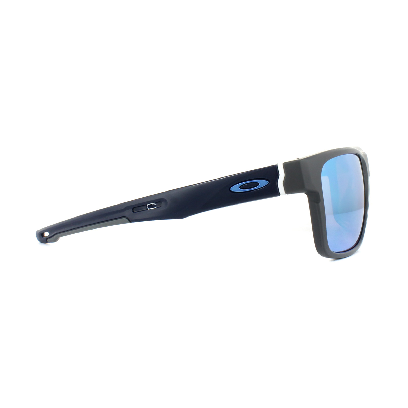 2ed4c80851 Sentinel Oakley Sunglasses Crossrange OO9361-09 Matt Dark Grey Prizm Deep  Water Polarized