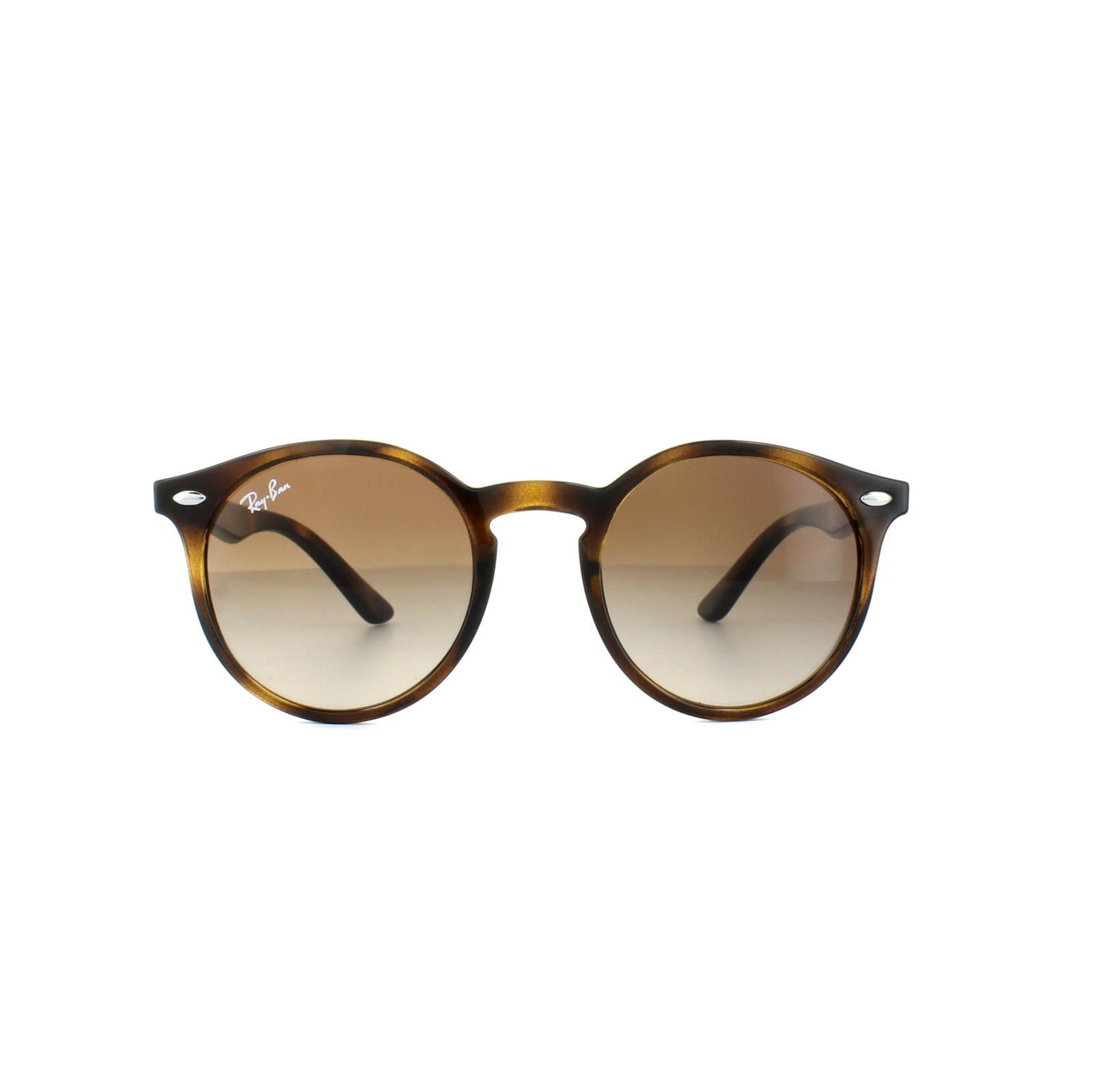 ee22f7ecc8d Sentinel Ray-Ban Junior Sunglasses 9064 152 13 Tortoise Brown Gradient