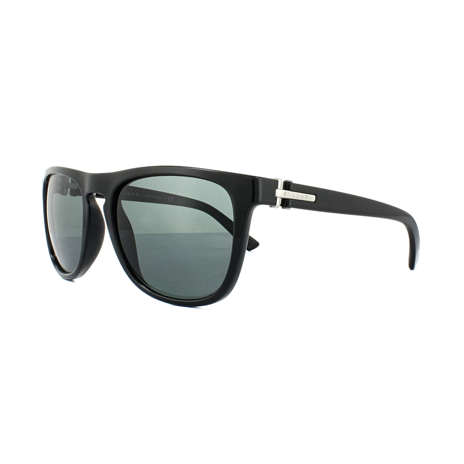 6786f83da4912 Bvlgari Sunglasses 7020 901 87 Black Grey 8053672257380   eBay