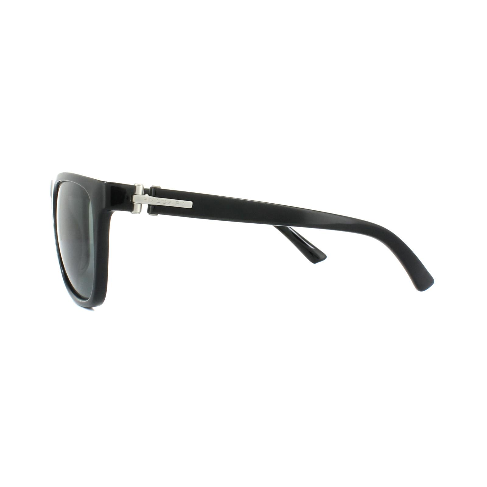 Bvlgari Sunglasses 7020 901 87 Black Grey 8053672257380   eBay fe53a317dd
