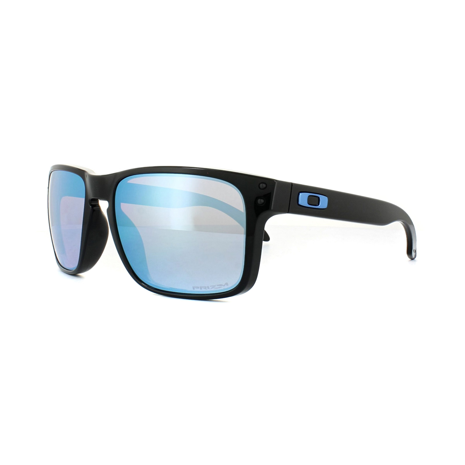 4fae116036 Sentinel Oakley Sunglasses Holbrook OO9102-C1 Polished Black Prizm Deep  Water Polarized