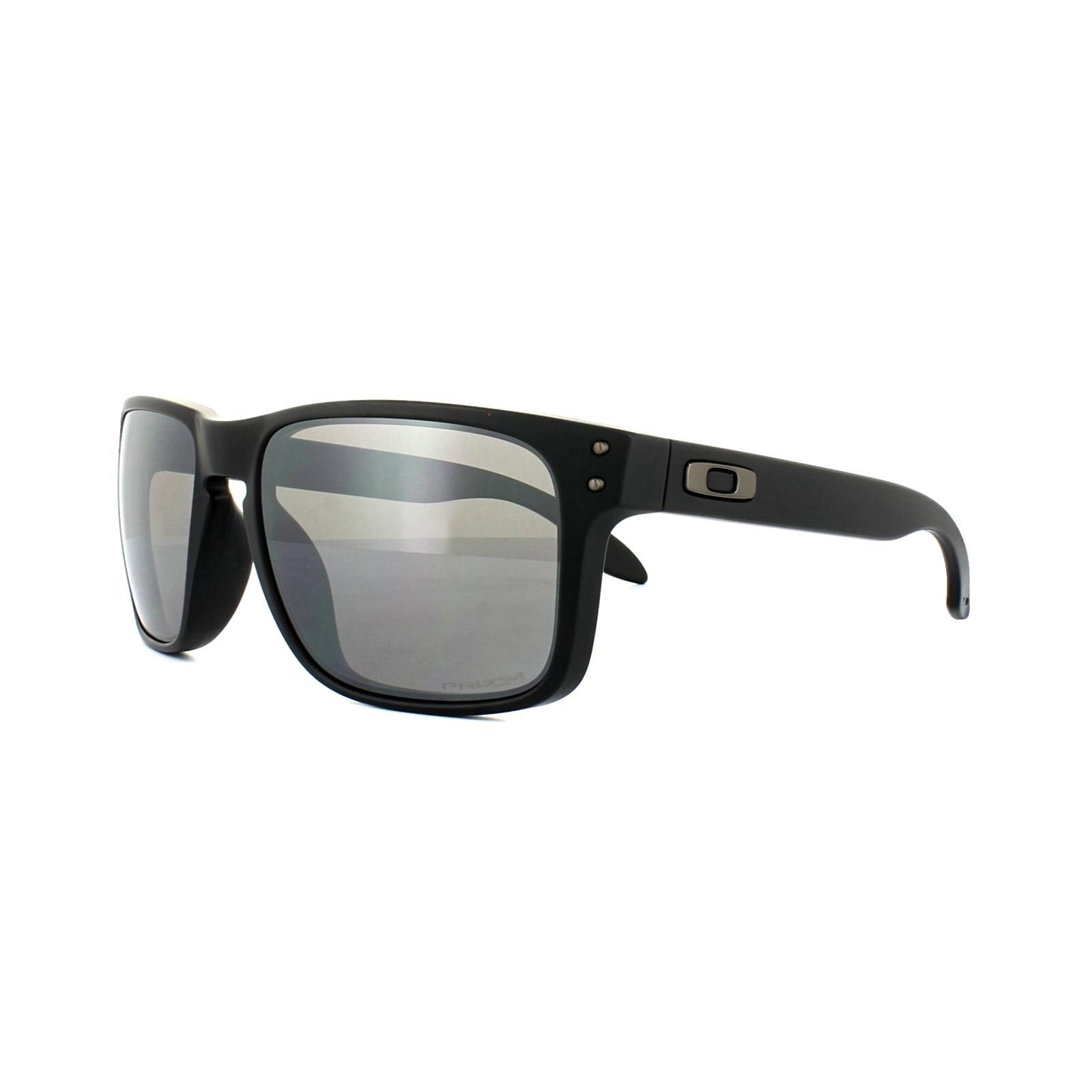 96eb18903c Sentinel Oakley Sunglasses Holbrook OO9102-D6 Matt Black Prizm Black  Polarized