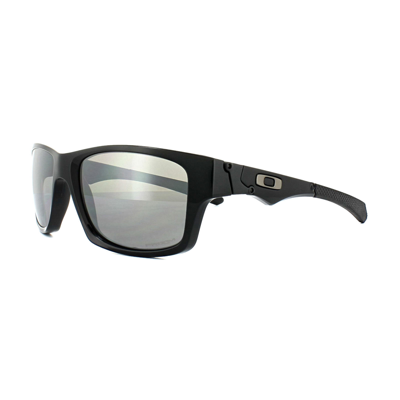 353dc2941f Sentinel Oakley Sunglasses Jupiter Squared OO9135-29 Polished Black Prizm  Black Polarized