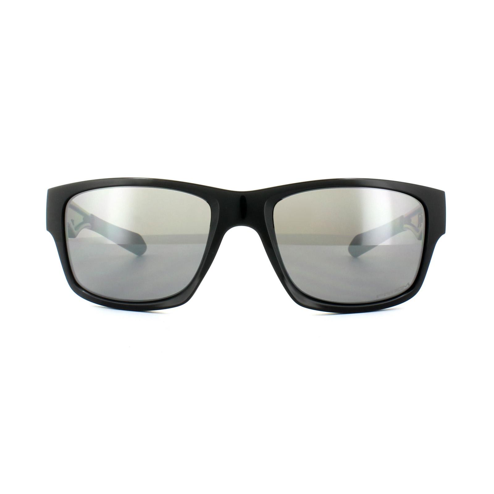 cfcebb6f094 Sentinel Oakley Sunglasses Jupiter Squared OO9135-29 Polished Black Prizm  Black Polarized