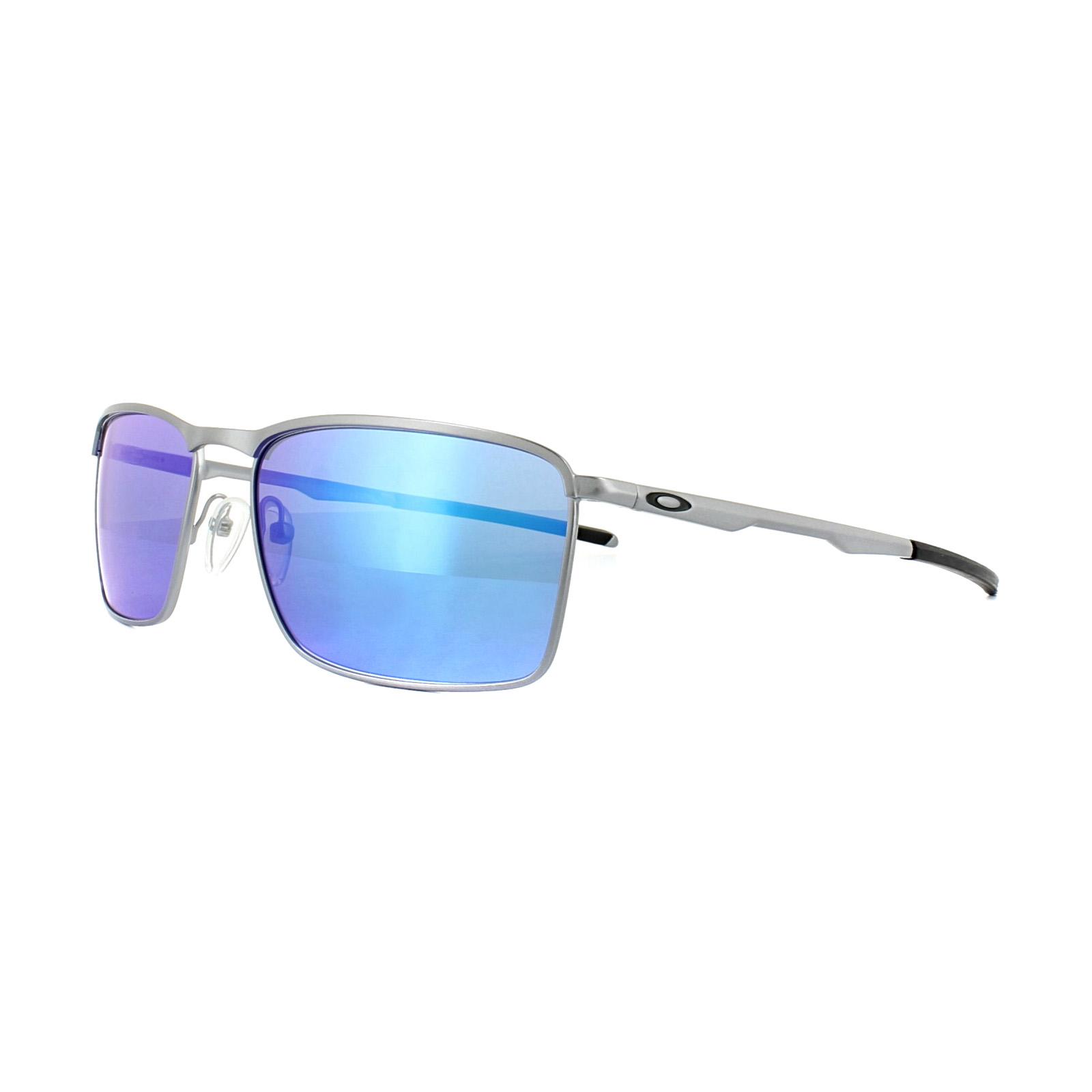 85e4f027456 new arrivals sentinel oakley sunglasses conductor 6 oo4106 09 lead sapphire  iridium 970b5 b2a73