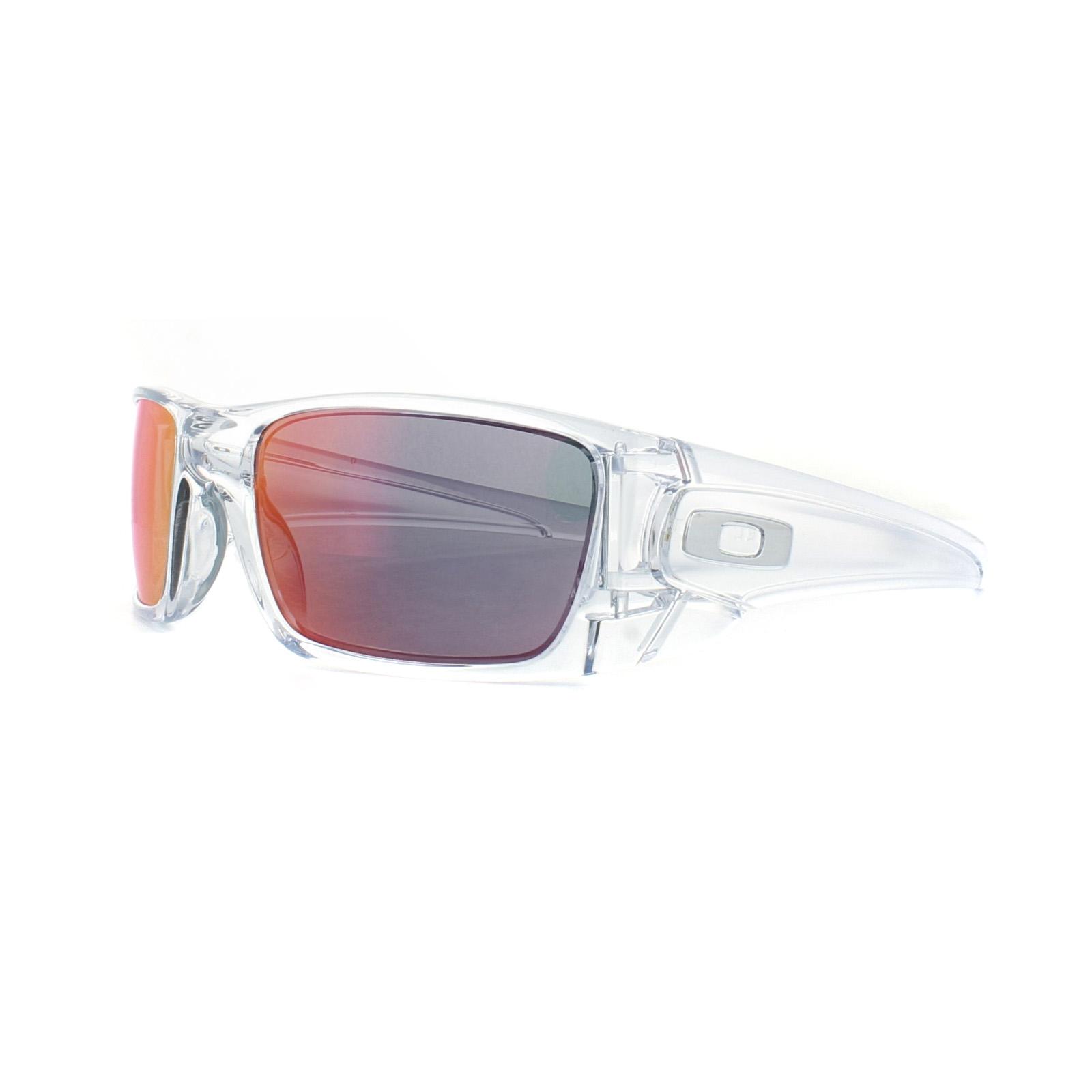 Oakley Fuel Cell Clear Torch Iridium Sonnenbrille Klar oFv5R7
