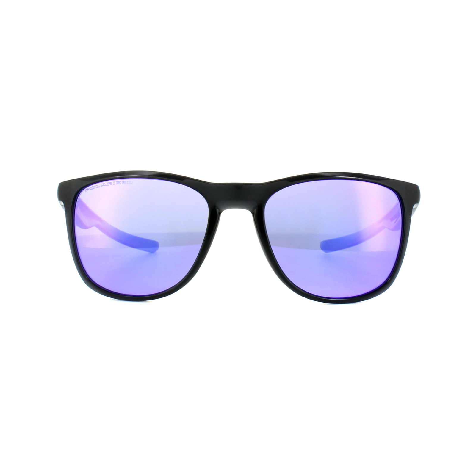 d3cfa76e8d Sentinel Oakley Sunglasses Trillbe X OO9340-03 Black Ink Violet Iridium  Polarized