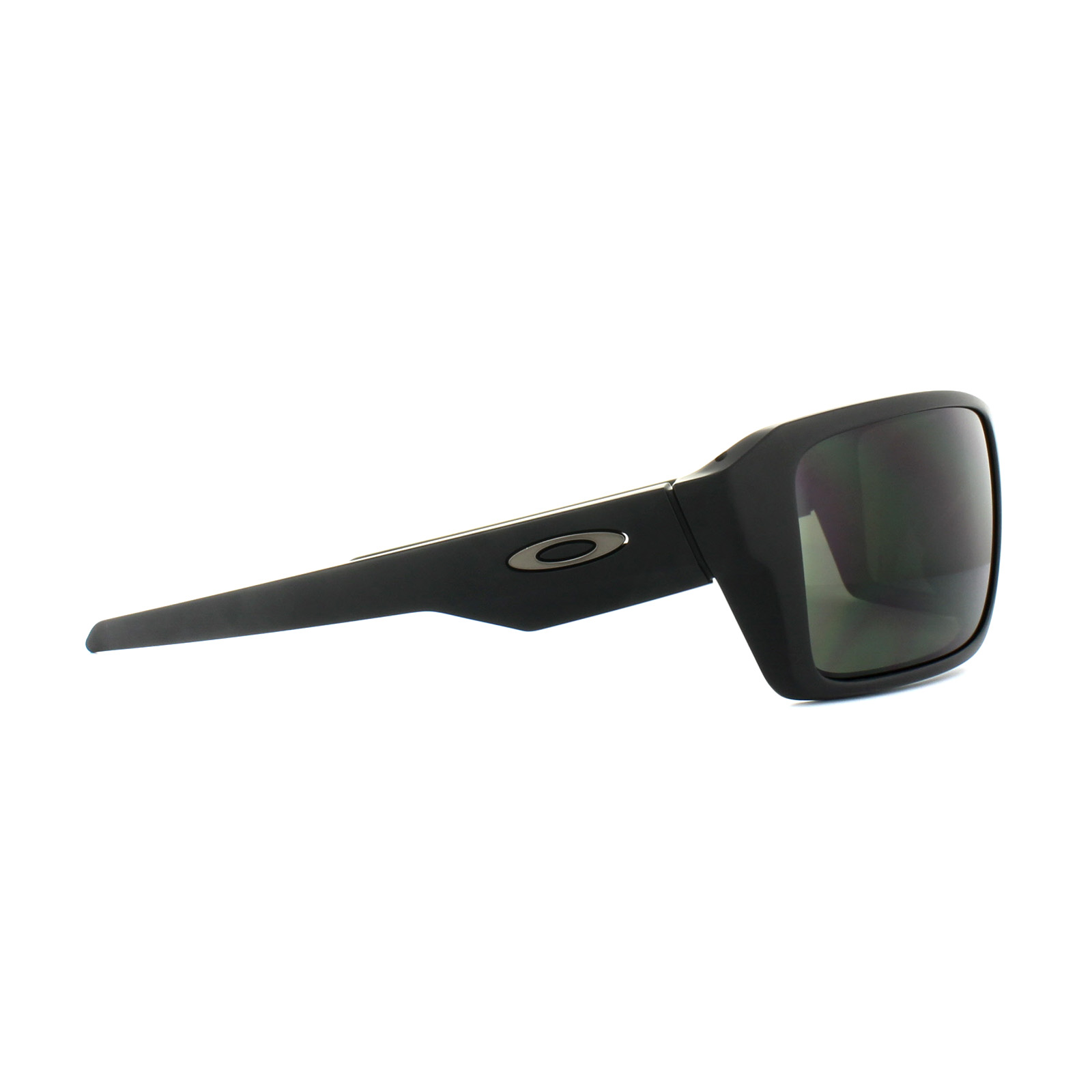c5cd262e8a Sentinel Oakley Sunglasses Double Edge OO9380-01 Matt Black Dark Grey