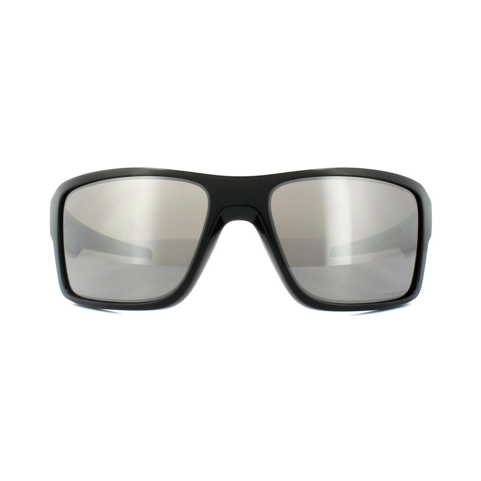 d1738fdc91657 Sentinel Oakley Sunglasses Double Edge OO9380-08 Polished Black Prizm Black  Polarized