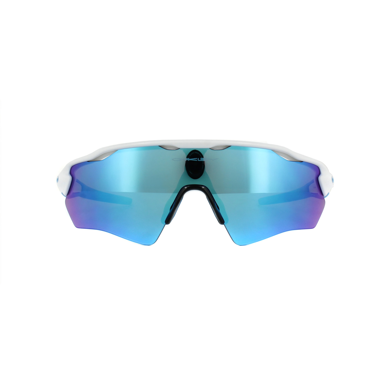 ee96be8995b4 Sentinel Oakley Sunglasses Radar EV XS Path Youth Fit OJ9001-01 White  Sapphire Iridium