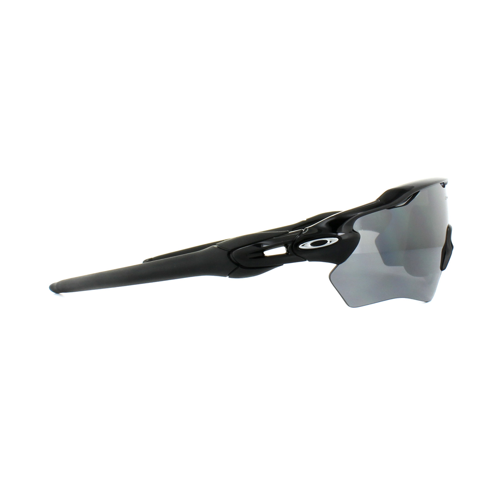 85739ee702 Sentinel Oakley Sunglasses Radar EV XS Path Youth OJ9001-07 Black Black  Iridium Polarized