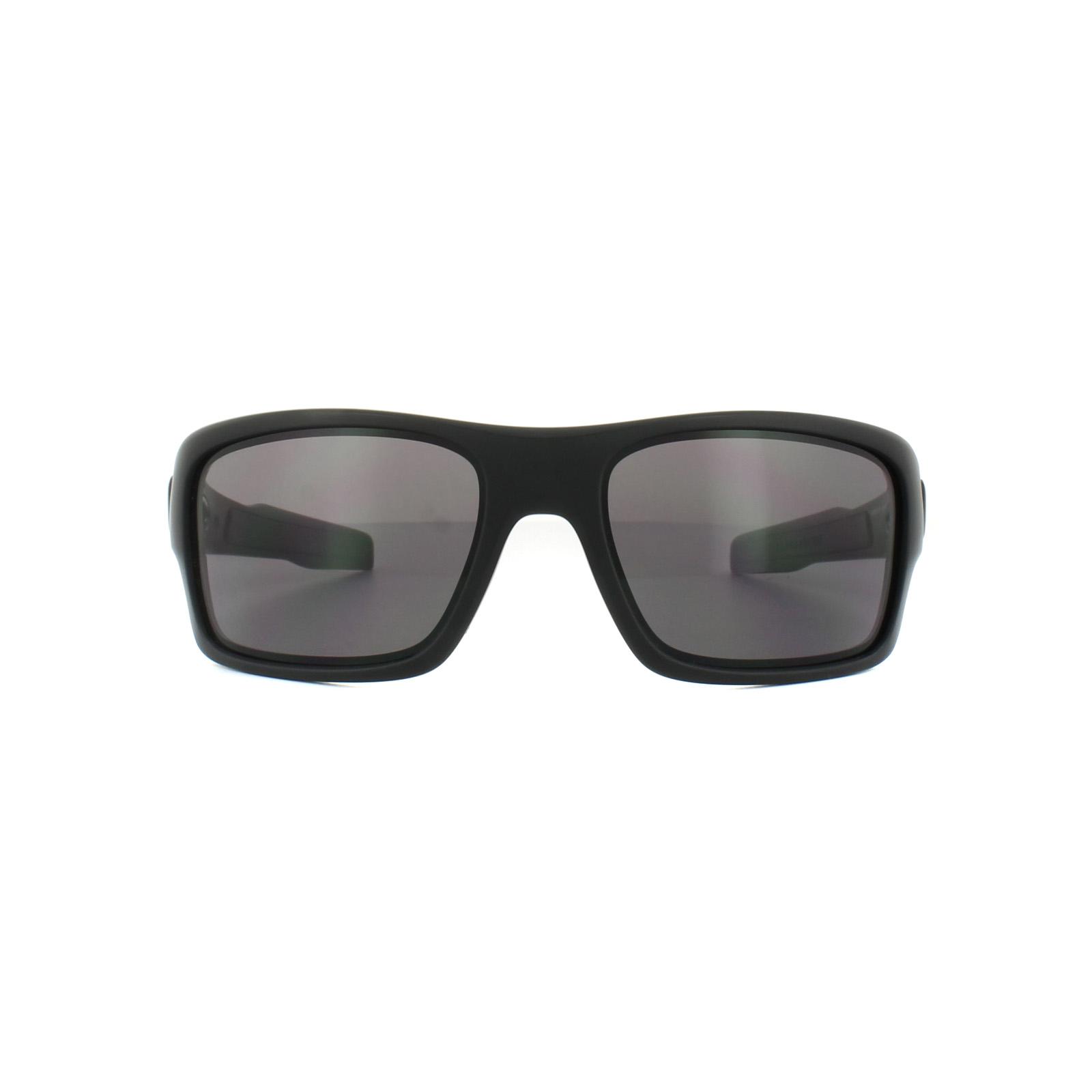 315ae7c7a4c Sentinel Oakley Sunglasses Turbine XS Youth Fit OJ9003-01 Matt Black Warm  Grey