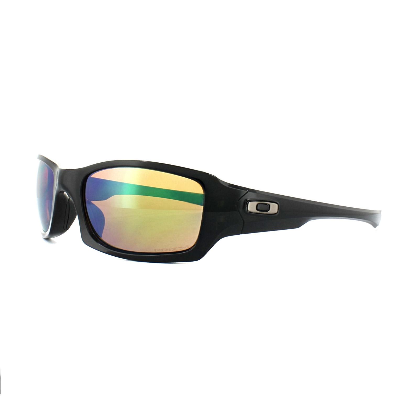70da4c385a811 Sentinel Oakley Sunglasses Fives Squared OO9238-18 Black Prizm Shallow  Water Polarized