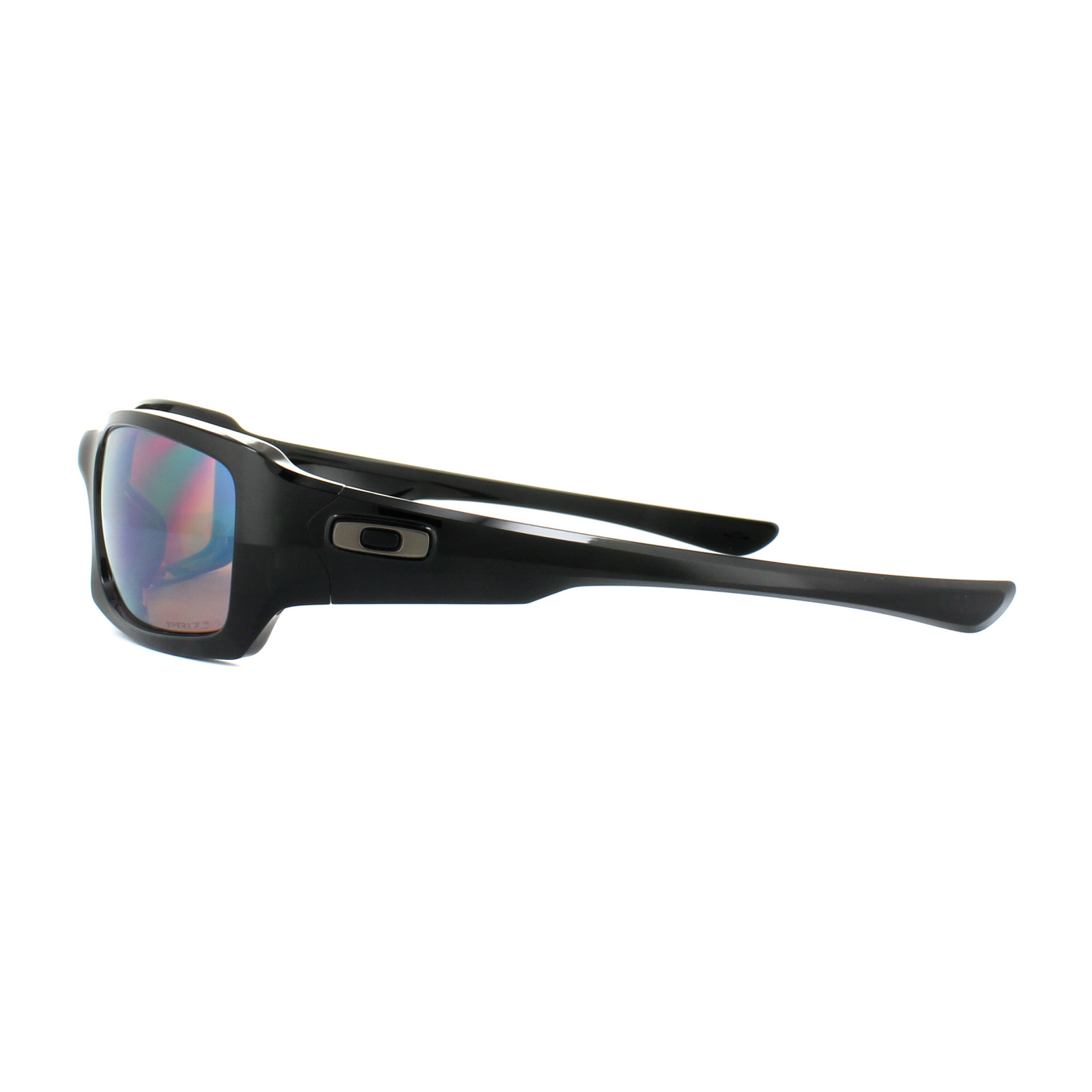 d08cd343c28ef Sentinel Thumbnail 3. Sentinel Oakley Sunglasses Fives Squared OO9238-18  Black Prizm Shallow Water Polarized
