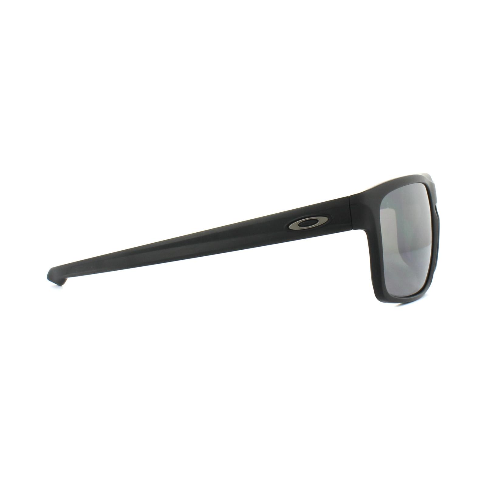 8dbffa315ee Sentinel Oakley Sunglasses Sliver OO9262-44 Matt Black Prizm Black Polarized
