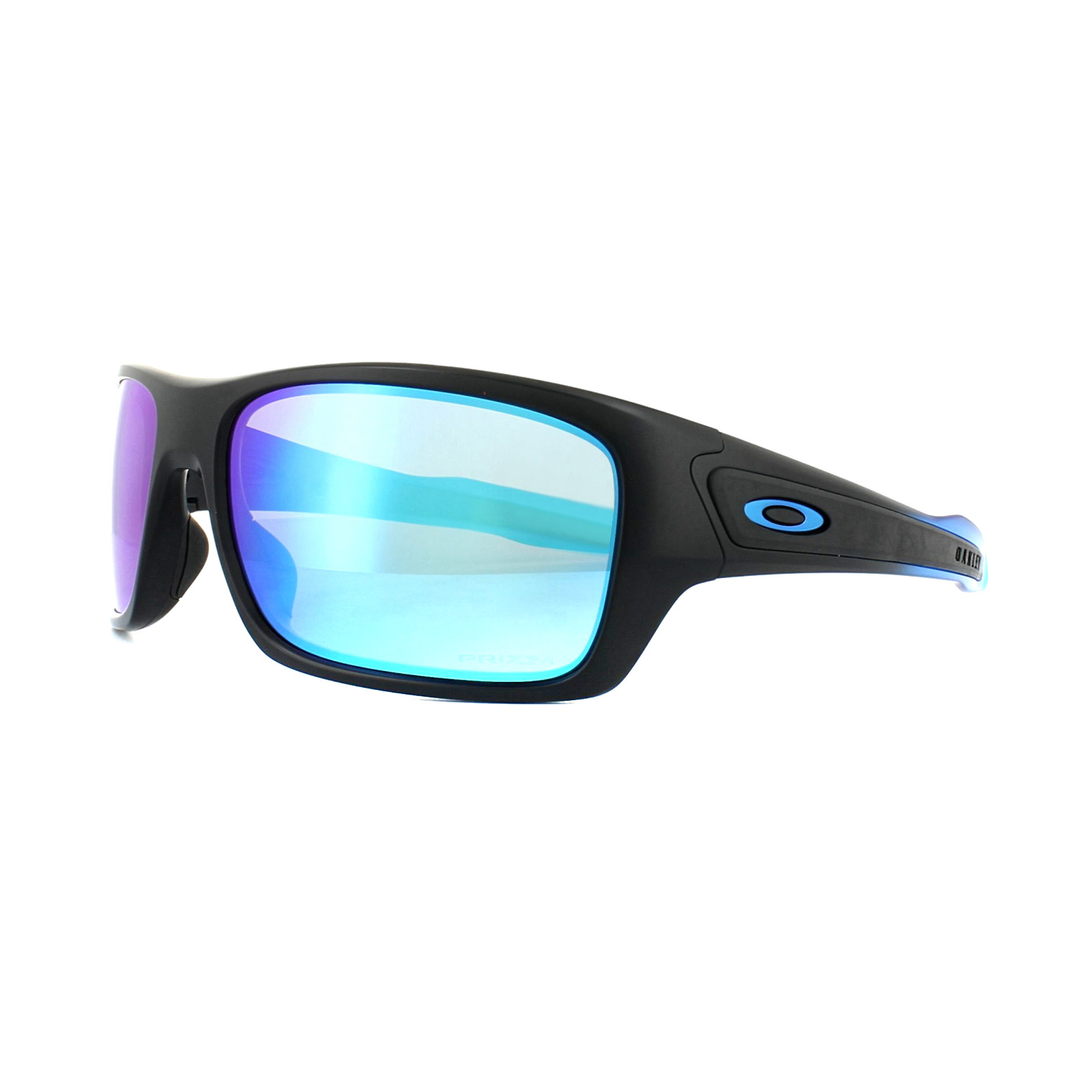 Details about Oakley Sunglasses Turbine OO9263-36 Sapphire Fade Prizm  Sapphire Polarized 826bf14d5f