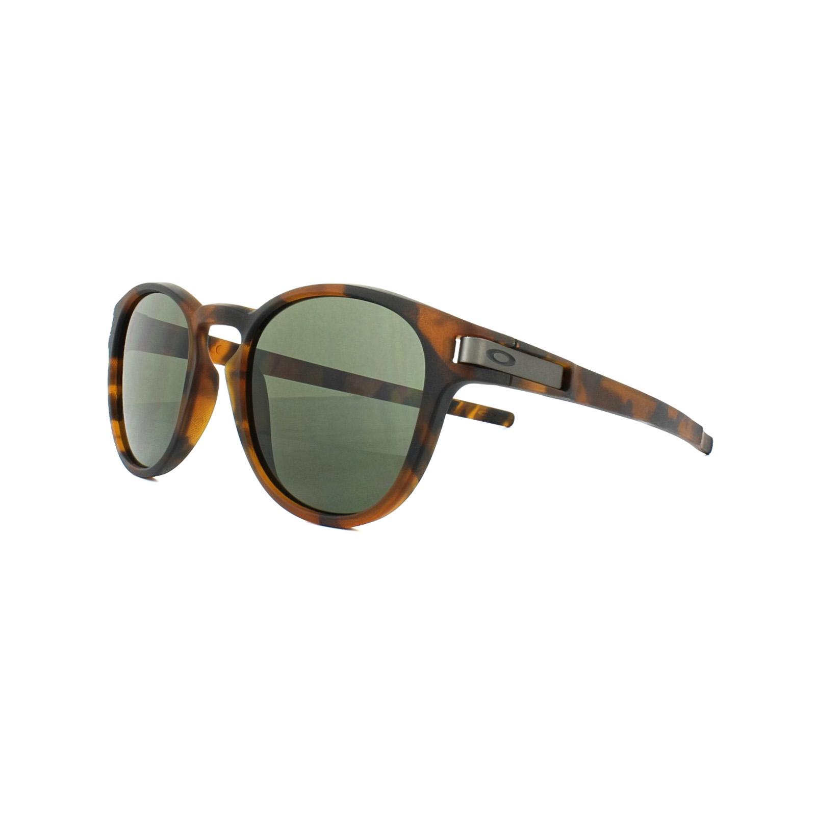 a9a7c66f3e493d Sentinel Oakley Sunglasses Latch OO9265-02 Matt Brown Tortoise Dark Grey