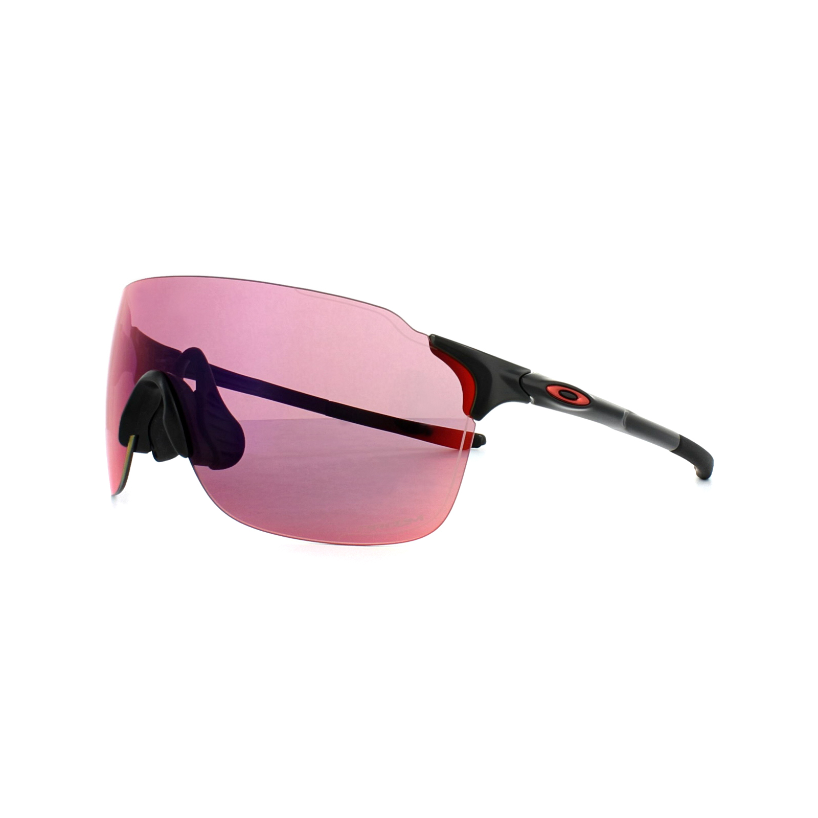 c2847fc13f Sentinel Oakley Sunglasses EVZero Stride OO9386-05 Matt Black Prizm Road
