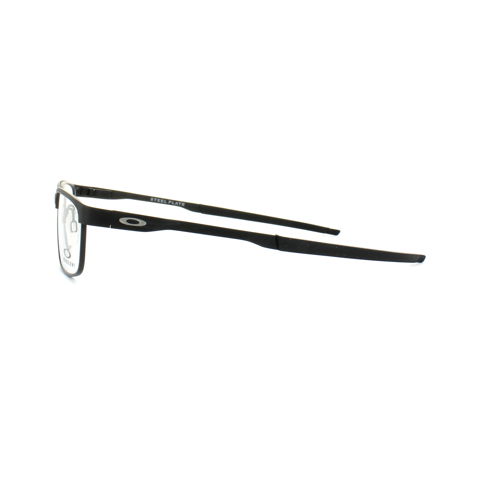 cb57ba4f2 Oakley Glasses Frames Steel Plate OX3222-01 Powder Coal 888392247193 ...
