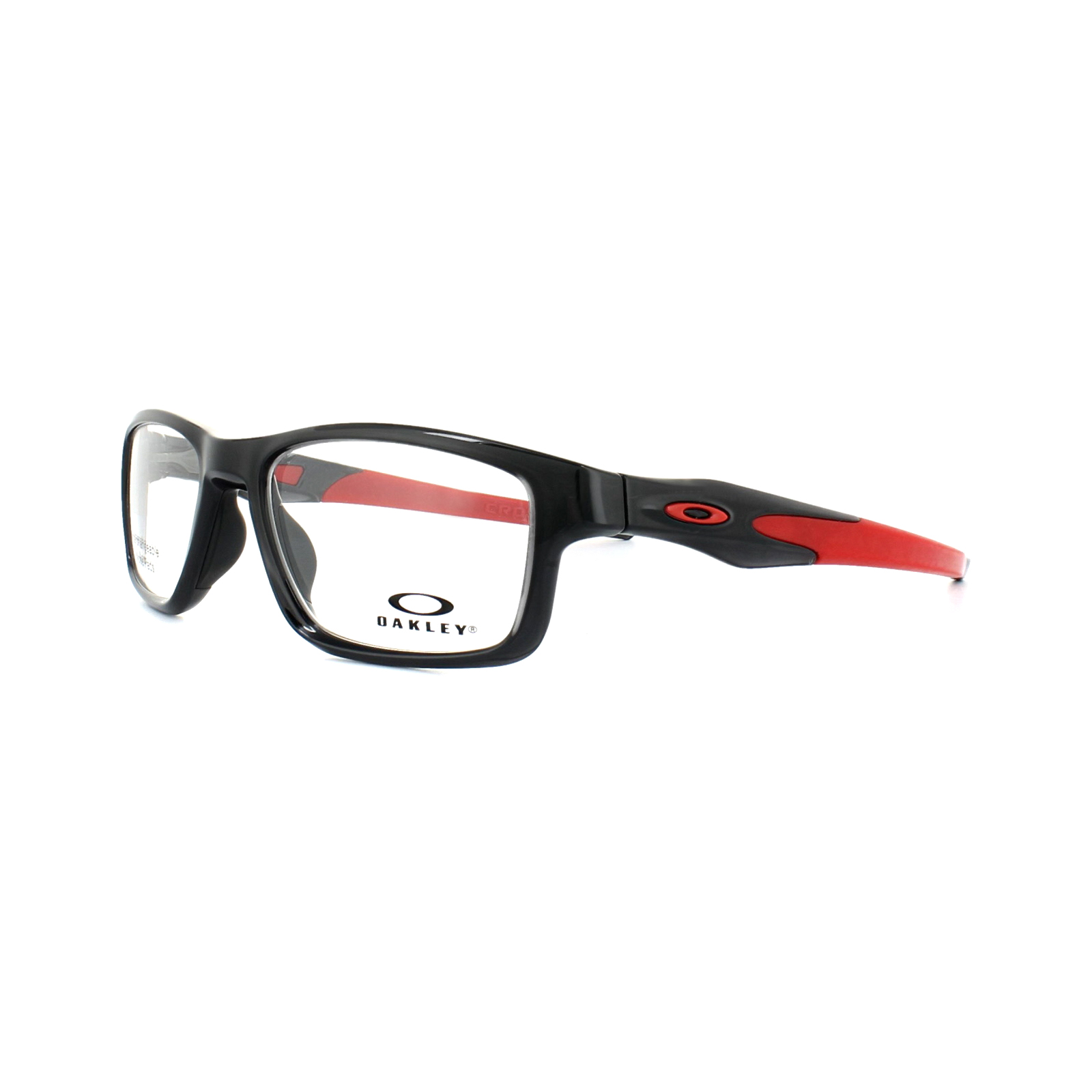 a2909f05622 Sentinel Oakley Glasses Frames Crosslink Trubridge OX8090-03 Polished Black  Ink