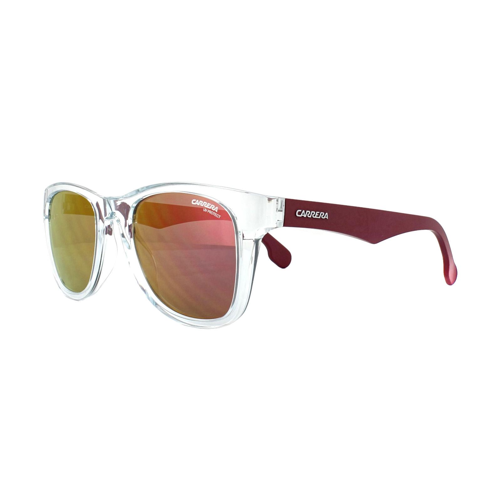 Carrera Eyewear Sonnenbrille » CARRERA 5038/S«, lila, 4QI/VQ - lila/rosa