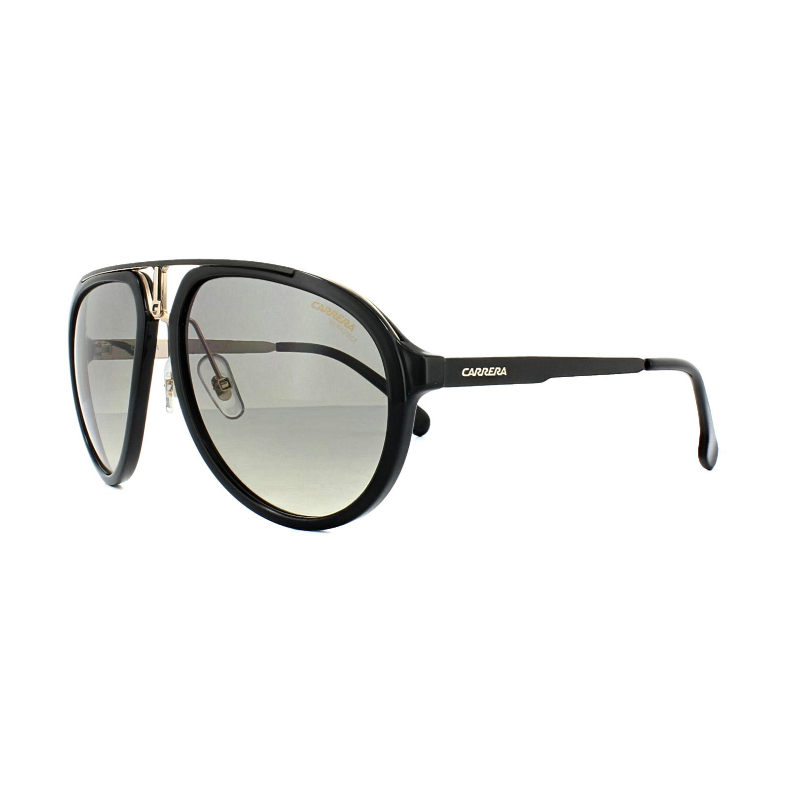 Carrera 1003/S 807/PR 58 black / grey brown WLc4I