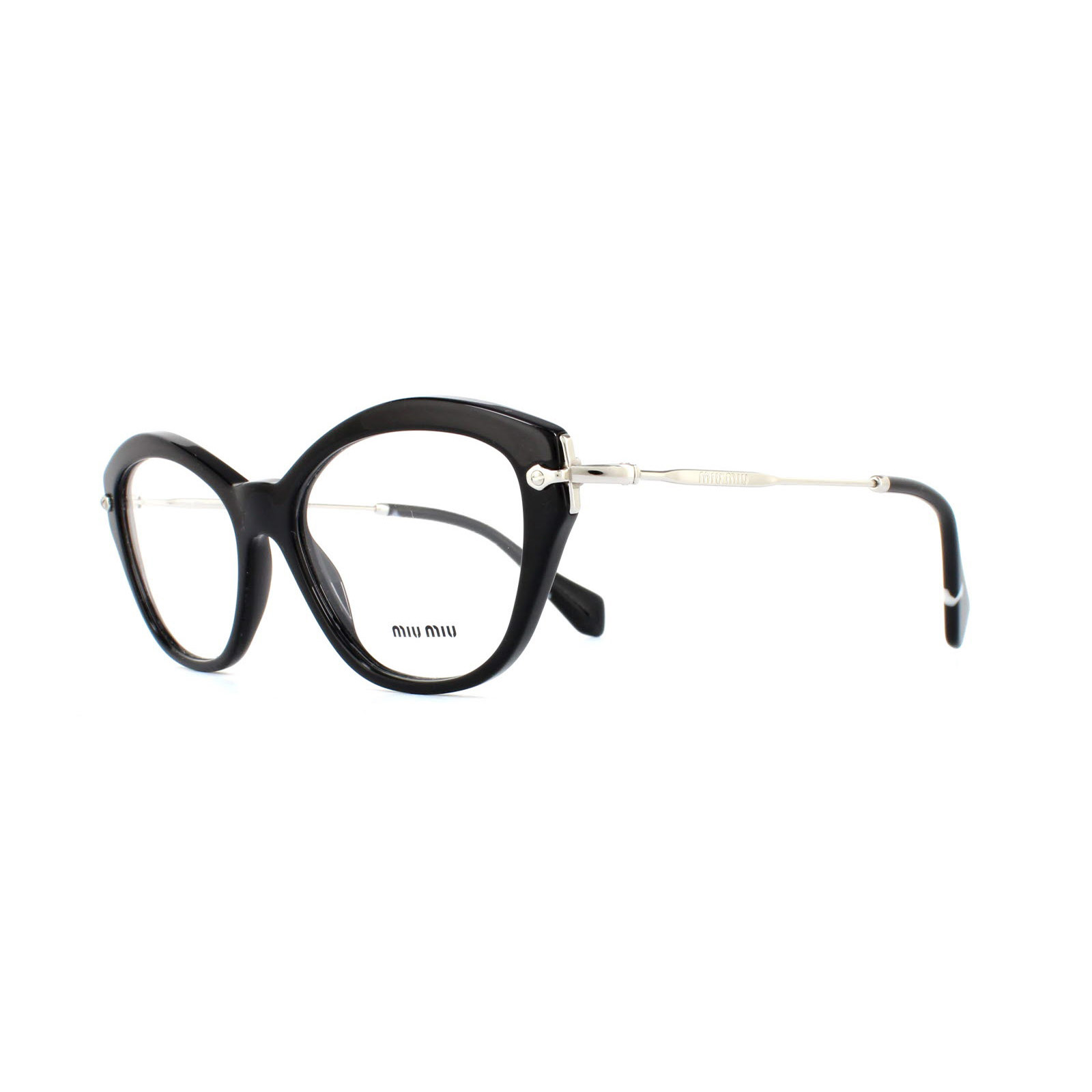 3511eb50baecc Cheap Miu Miu 02OV Glasses Frames - Discounted Sunglasses
