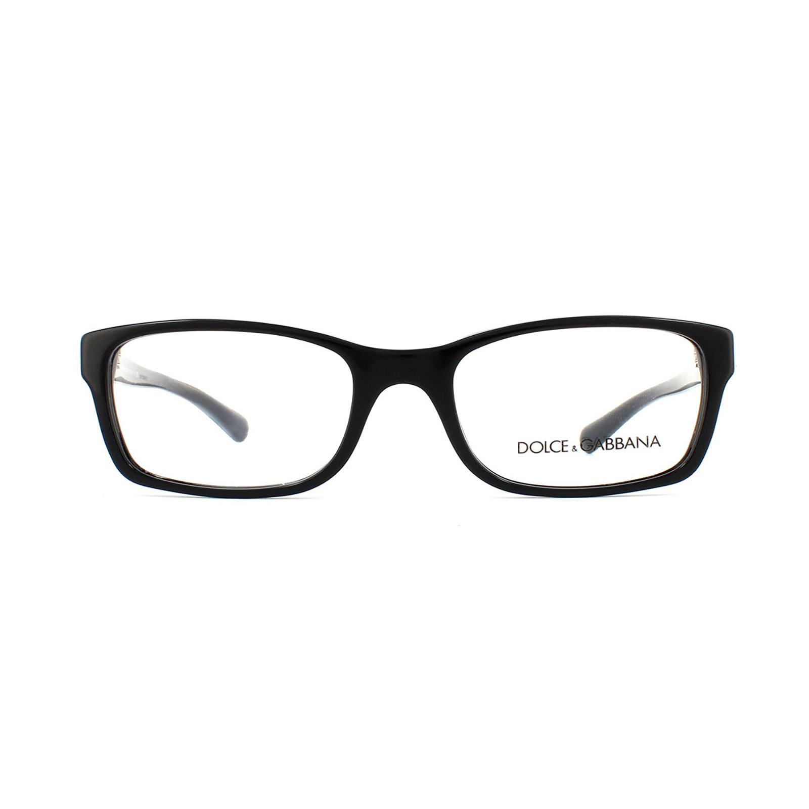 sentinel dolce and gabbana glasses frames 3170 501 black womens 51mm - Dolce And Gabbana Glasses Frames