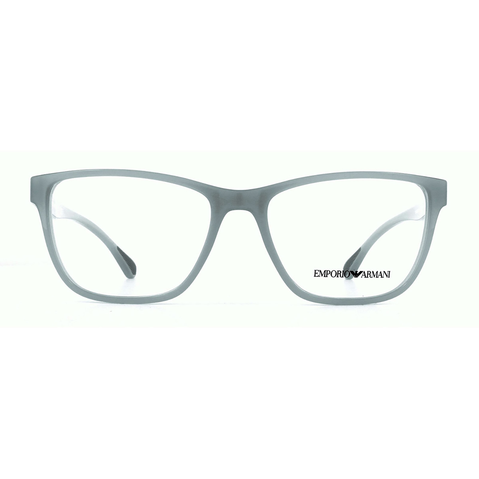 7633eca723 Sentinel Emporio Armani Glasses Frames 3090 5536 Opal Grey Womens 54mm
