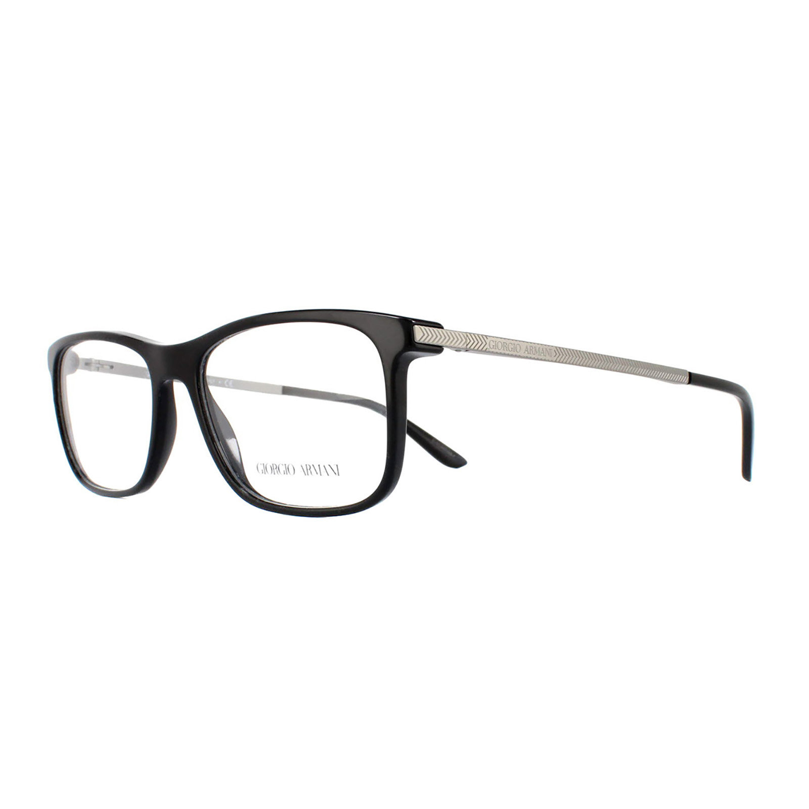 5491b34f444 Sentinel Giorgio Armani Glasses Frames 7087 5017 Black Men 52mm