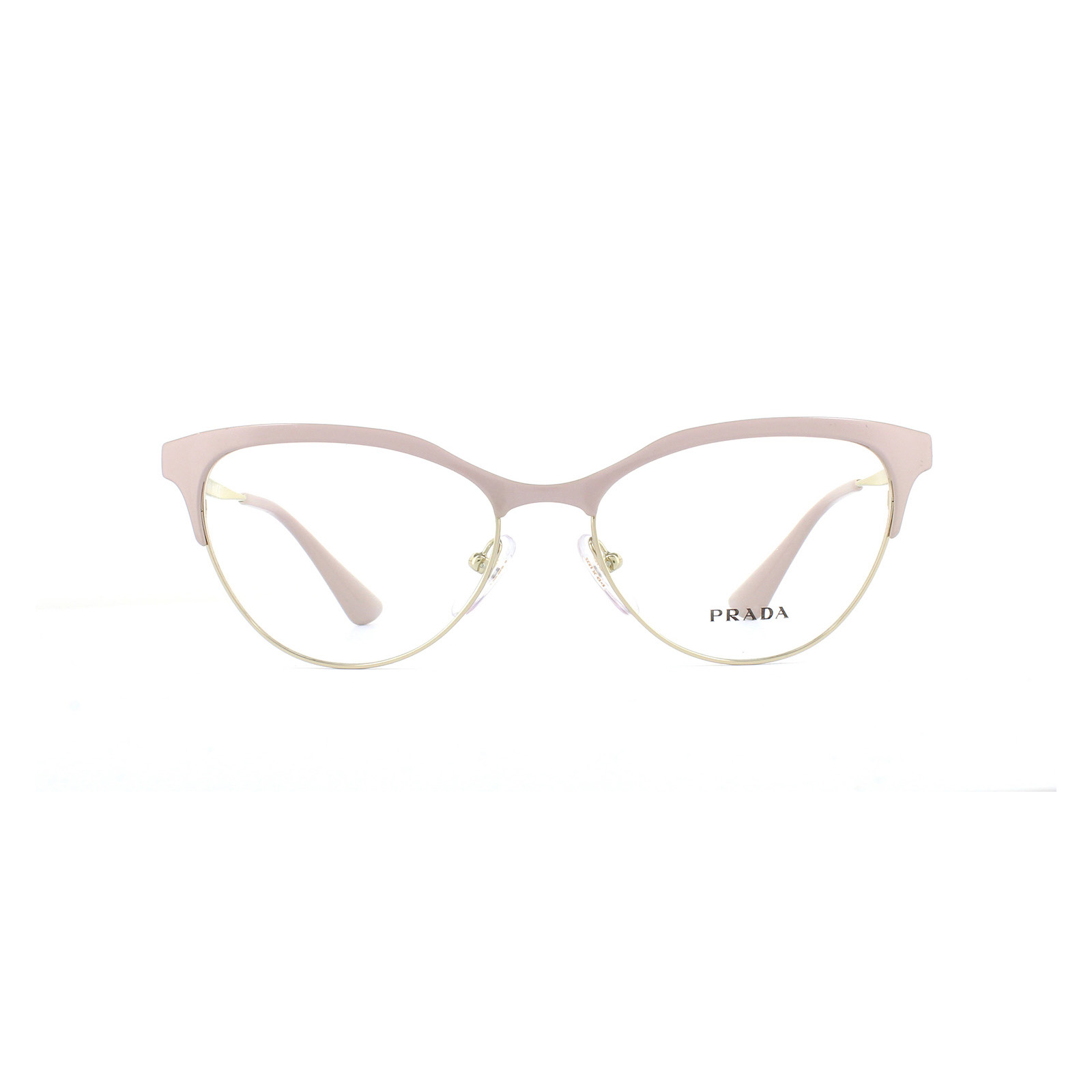 ba4fe65a82b ... reduced hot prada sunglasses pink frame sentinel prada glasses frames  55sv uf51o1 pink pale gold womens