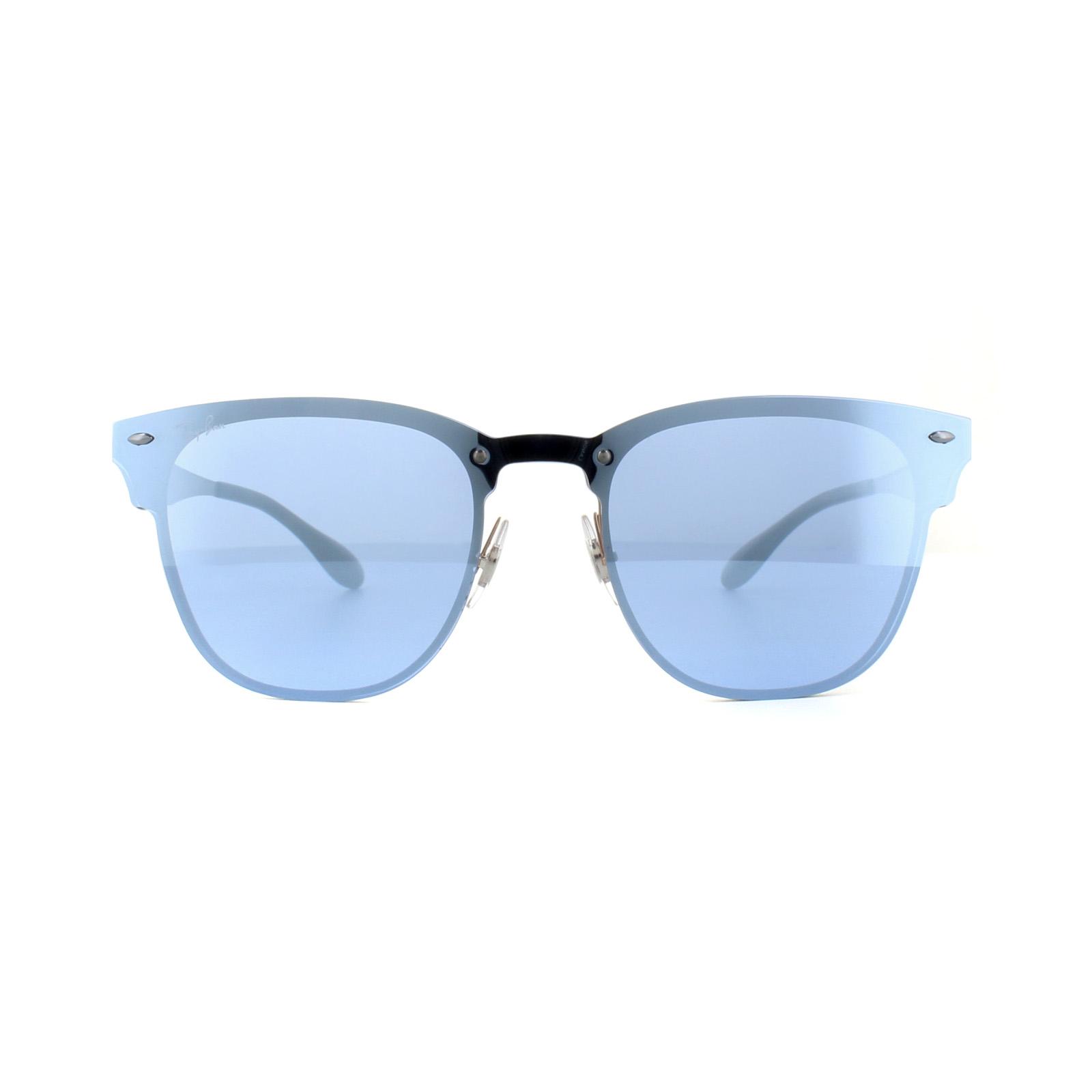 Cheap Ray Ban Blaze Clubmaster 3576n Sunglasses