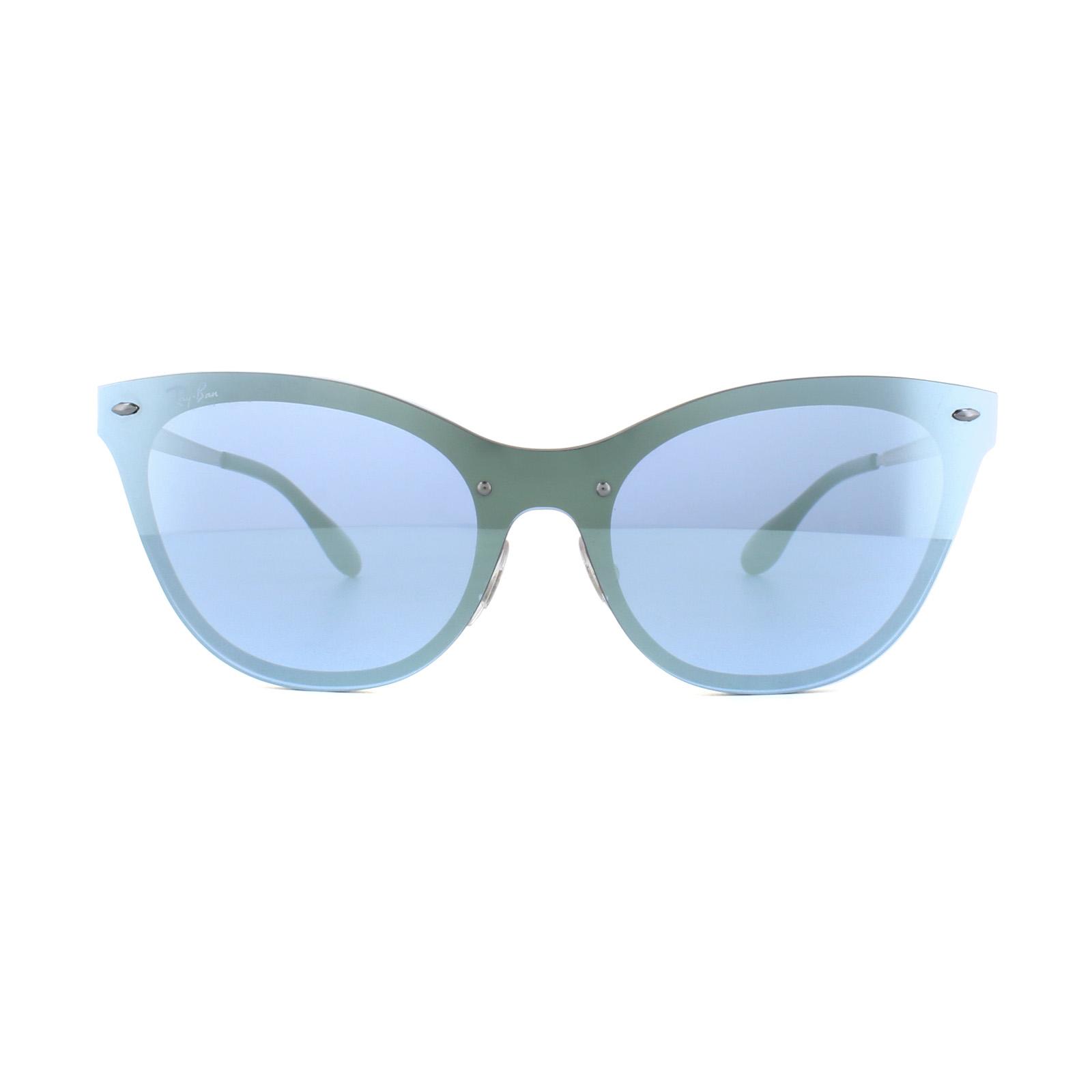 Cheap Ray-Ban Blaze Cat Eye 3580N Sunglasses - Discounted Sunglasses 4e3077ca1c1